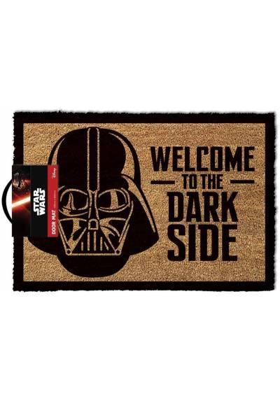 Felpudo Star Wars - Bienvenido al lado oscuro (40 X 60 X 2)