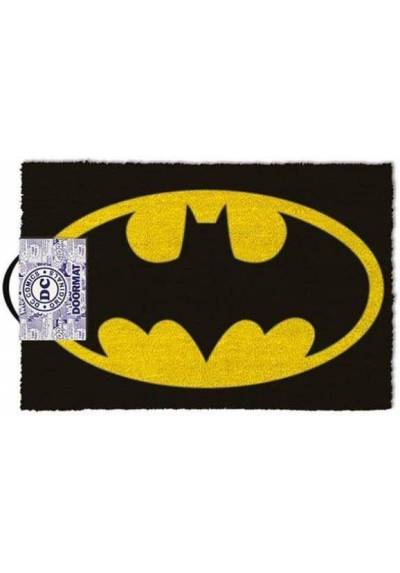 Felpudo Batman - Logo (40 X 60 X 2)