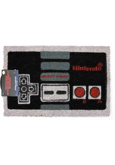 Felpudo Nintendo - Controlador NES (40 X 60 X 2)