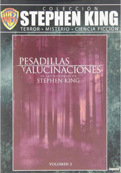 Pesadillas y Alucinaciones, de las Historias de Stephen King Vol.2 (Nightmares and Dreamscapes: From the Stories of Stephen King