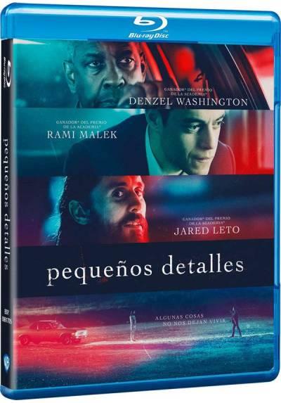 Pequeños detalles (Blu-ray) (The Little Things)