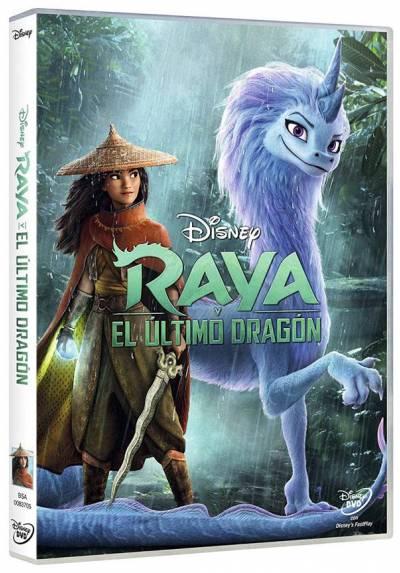Raya y el ultimo dragon (Raya and the Last Dragon)