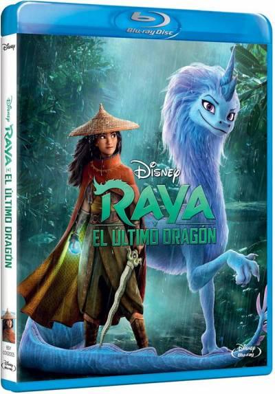 Raya y el ultimo dragon (Blu-ray) (Raya and the Last Dragon)