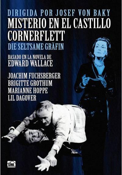 Misterio en el castillo Cornerflett (Die seltsame Gräfin)