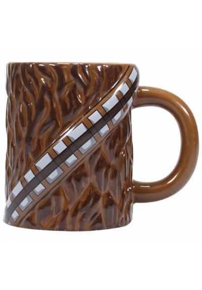 Taza 3D Star wars: Chewbacca