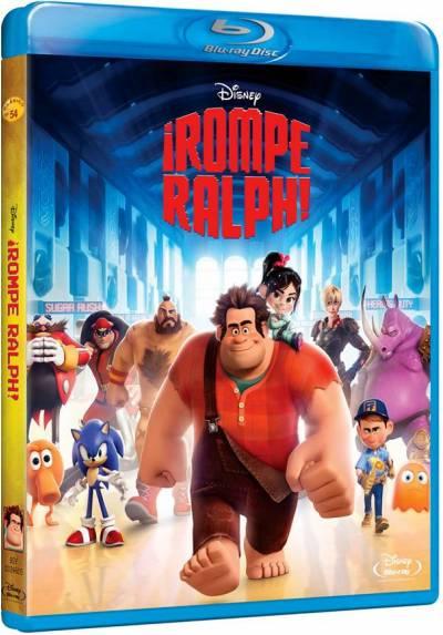 Rompe Ralph! (Blu-ray) (Wreck-It Ralph)