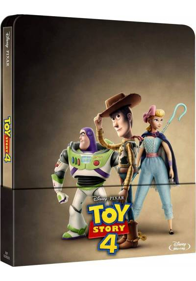 Toy Story 4 (Steelbook) (Blu-ray)