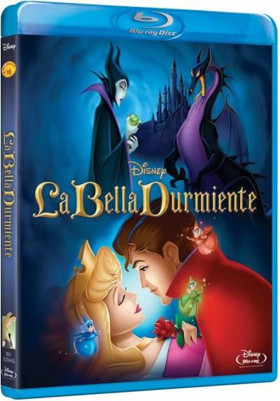 La Bella Durmiente (Blu-ray) (Sleeping Beauty)