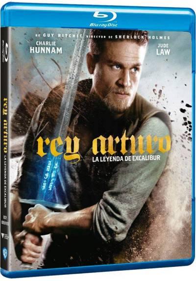 Rey Arturo : La Leyenda De Excalibur (Blu-Ray) ( King Arthur: Legend Of The Sword)