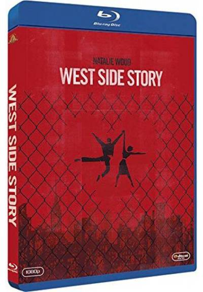 West Side Story (Blu-ray) (Amor sin barreras)