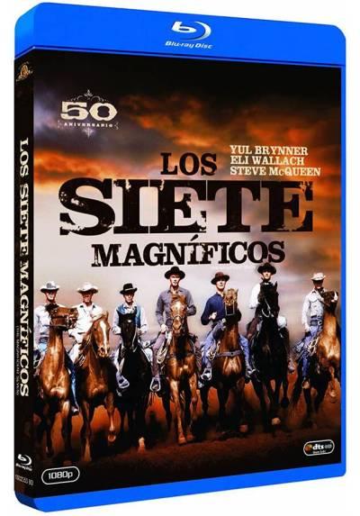 Los siete magnificos (Blu-ray) (The Magnificent Seven)