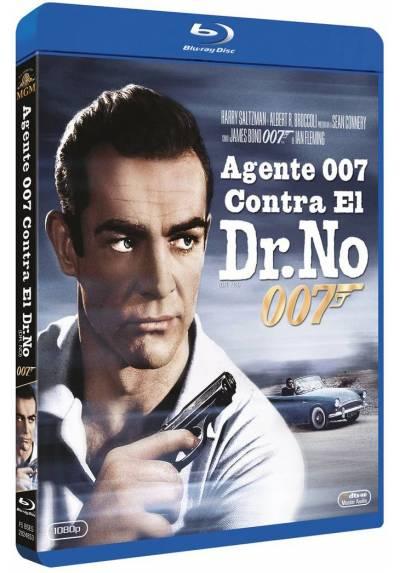 Agente 007 contra el Dr. No (Blu-ray) (Dr. No)