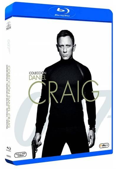 Pack Colecccion Daniel Craig (Blu-ray)