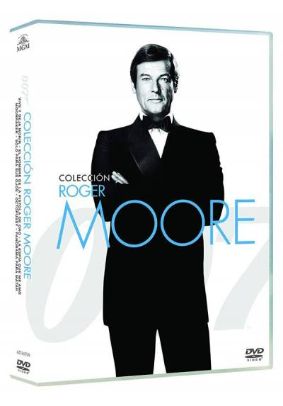 Pack Coleccion Roger Moore