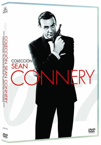 Pack Coleccion Sean Connery