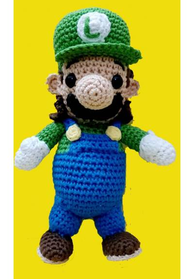Luigi (Amigurumis)