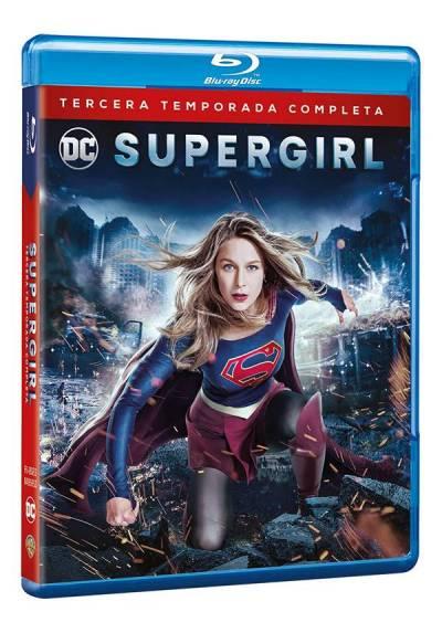 Supergirl - 3ª Temporada (Blu-Ray)