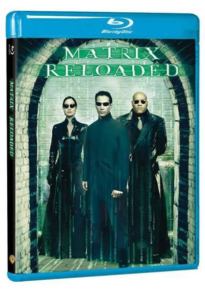 copy of Matrix Reloaded (Blu-Ray) (Ed. Metálica)