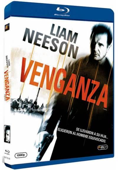 Venganza (Blu-ray) (Taken)
