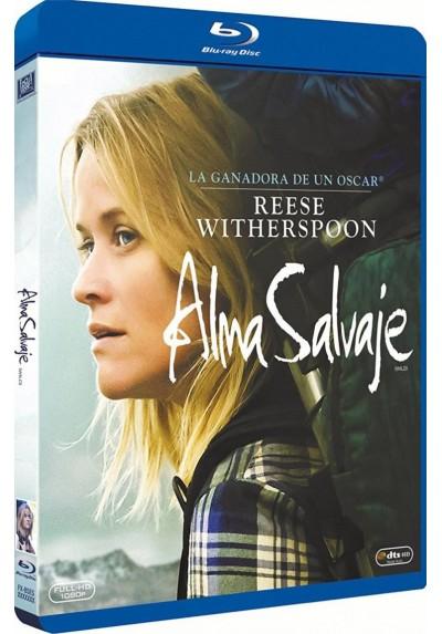 copy of Alma Salvaje (Blu-Ray) (Wild)