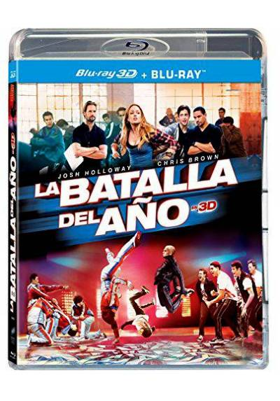 La batalla del año (Blu-ray + Blu-ray 3D) (Battle of the Year: The Dream Team)