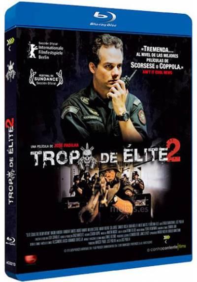 Tropa de elite 2 (Blu-ray) (Tropa de Elite 2: O inimigo agora é outro)