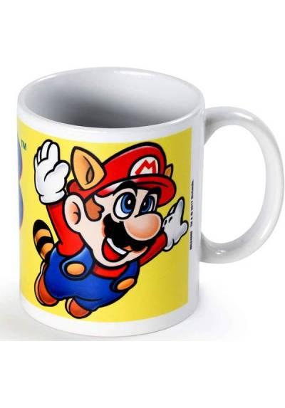 Taza - Super Mario Bros. 3