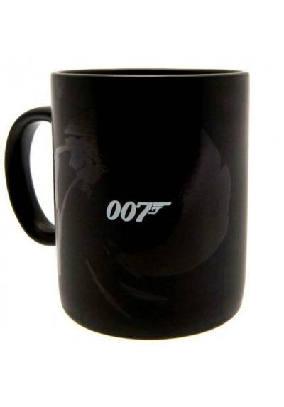 Taza Termica Mate - James Bond