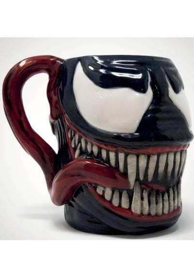 Taza 3D - Venom
