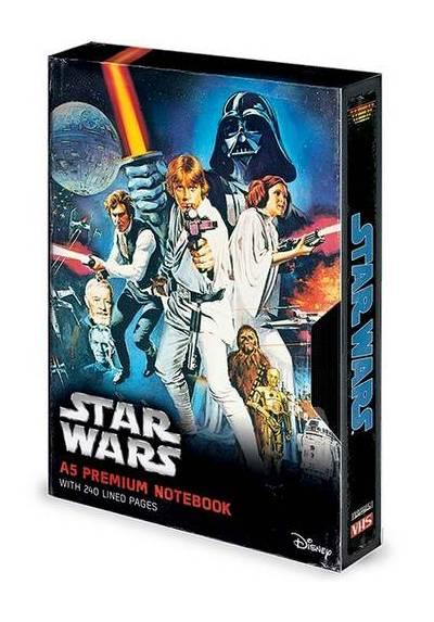 Cuaderno A5 Premium - Star Wars