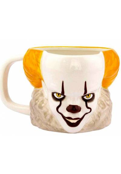 Taza 3D  - IT Pennywise