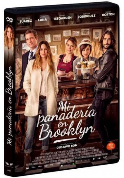 copy of Mi Panadería En Brooklyn (Blu-Ray) (My Bakery In Brooklyn)