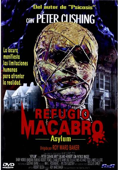 copy of Refugio Macabro (Asylum)