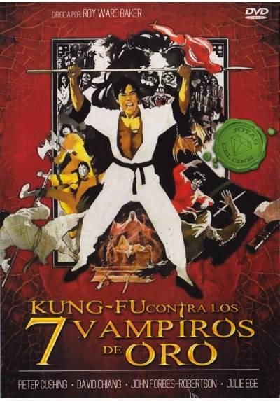 copy of Kung Fu Contra Los 7 Vampiros De Oro (Blu-Ray) (Bd-R) (The Legend Of The 7 Golden Vampires)