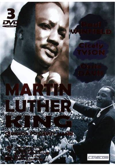 copy of Martin Luther King (Blu-Ray)