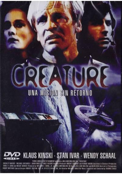 Creature - Una mision sin retorno