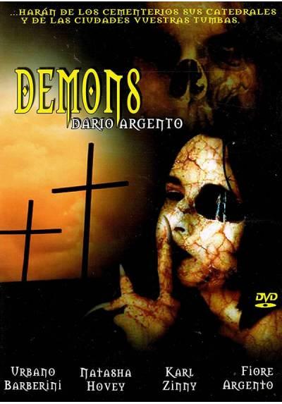 copy of Demons (Dèmoni) (Blu-Ray)