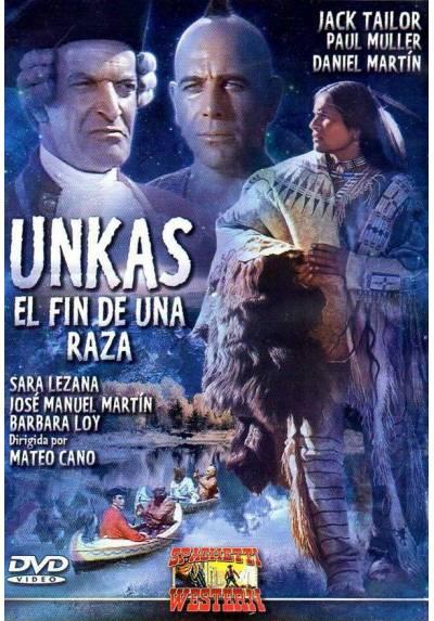 Uncas, el fin de una raza (L'ultimo dei Mohicani)