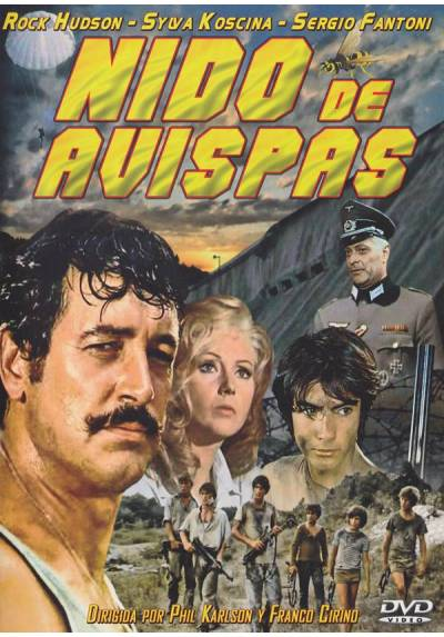 copy of Nido De Avispas (Hornet´s Nest)