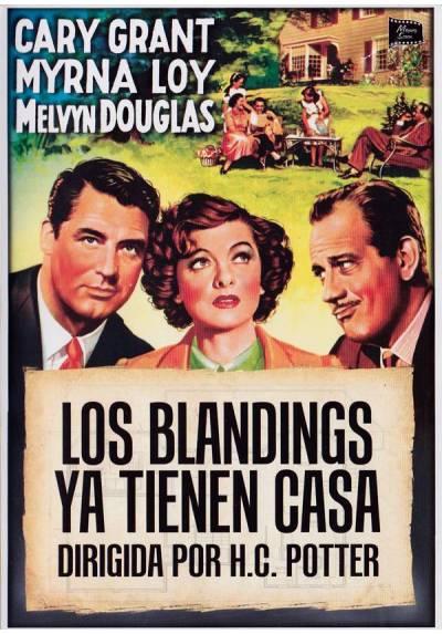 Los Blandings ya tienen casa (Mr. Blandings Builds His Dream House)