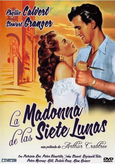 copy of Madonna De Las Siete Lunas (Madonna Of The Seven Moons)
