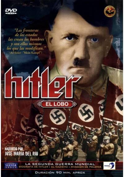 Hitler -  El lobo (La segunda guerra mundial)