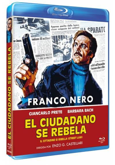 El Ciudadano Se Rebela (Blu-ray) (Bd-R) (Il Cittadino Si Ribella)