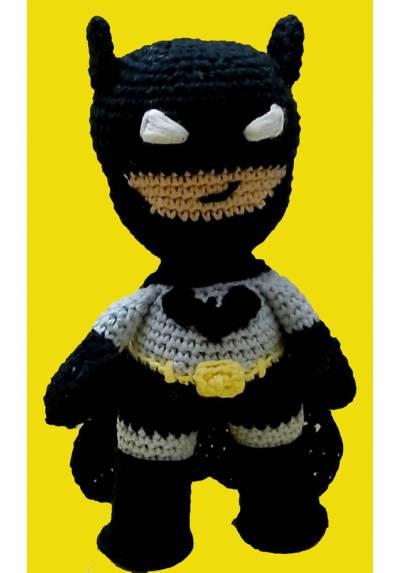 Batman (Amigurumis)