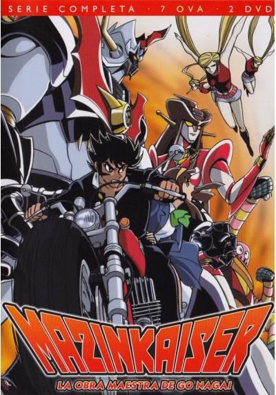 copy of Mazinkaiser (Blu-Ray + Extras + Libro) (Majinkaizâ)