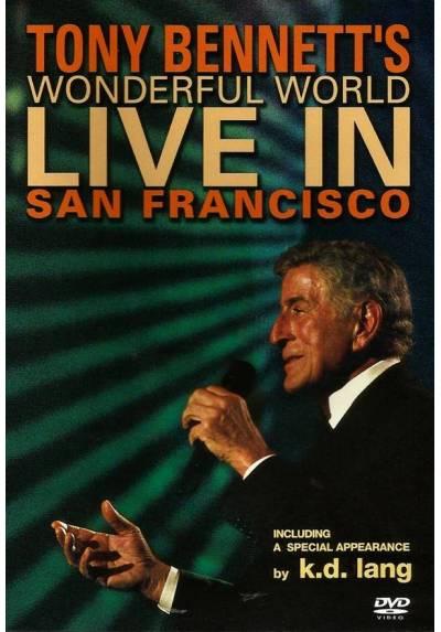 Tony Bennet- Tony Bennett's Wonderful World Live en San Francisco