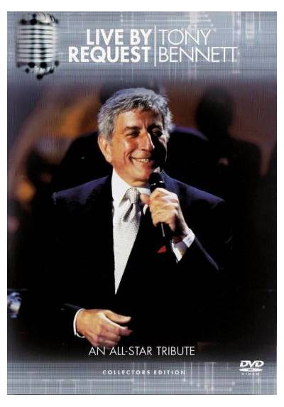 Tony Bennet - Live By Request