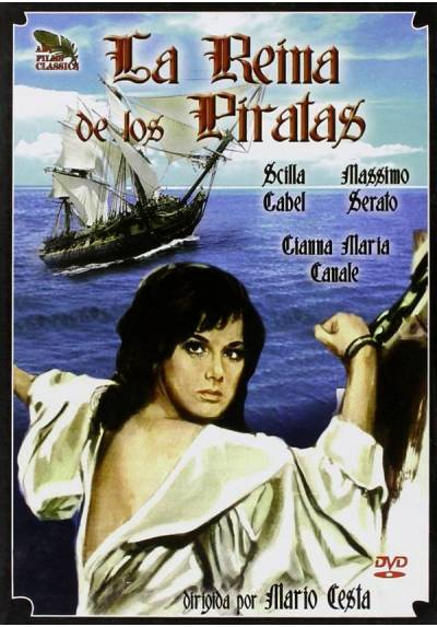 copy of La Reina De Los Piratas (La Venere Del Pirati)