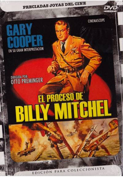 El Proceso De Billy Mitchell (The Court-Martial Of Billy Mitchell)