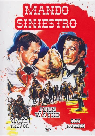copy of Mando Siniestro (Blu-Ray) (Dark Command)